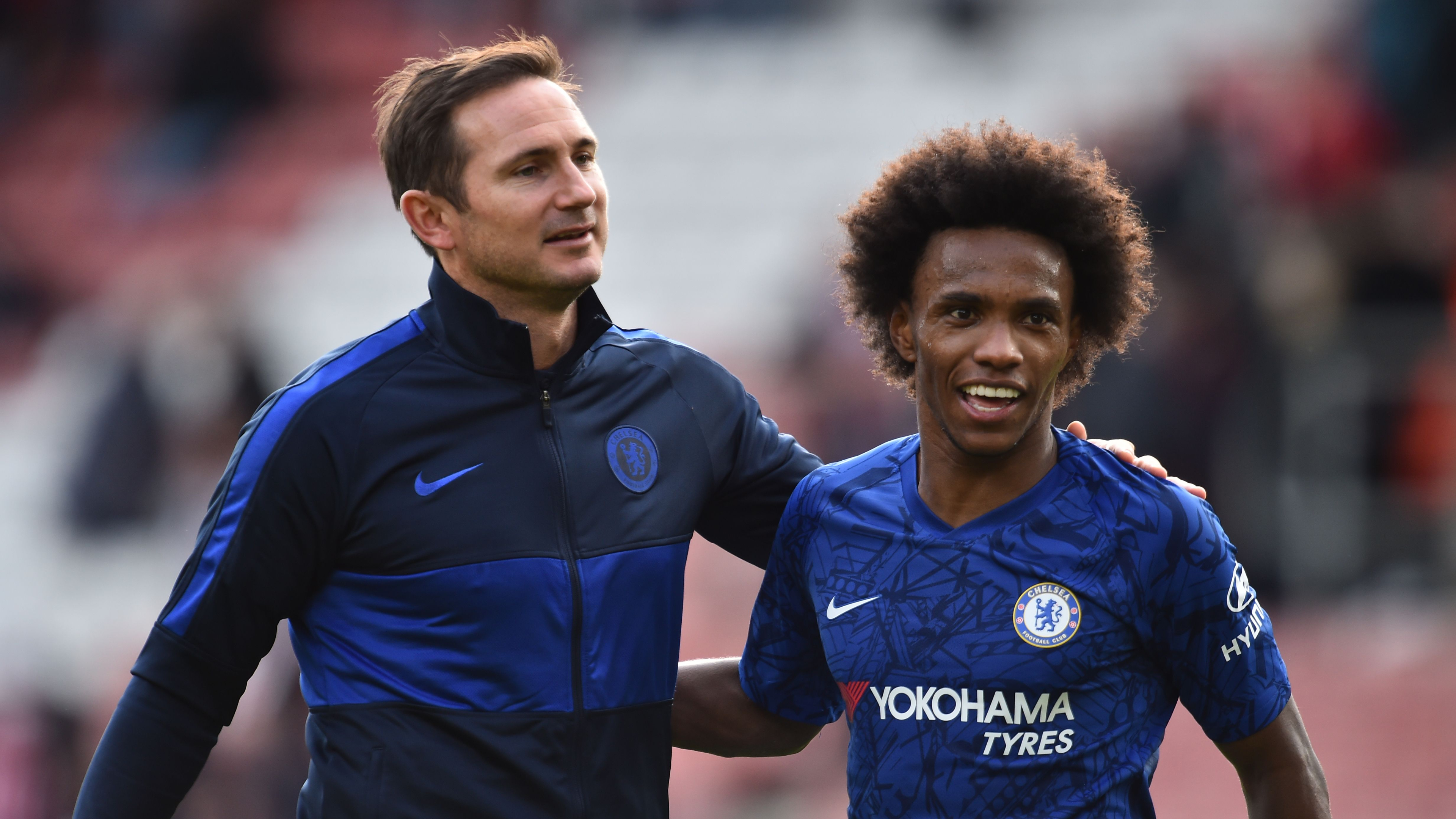 Jose Mourinho accuses Frank Lampard's Chelsea team of lacking