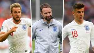 Wayne Rooney Gareth Southgate Mason Mount GFX