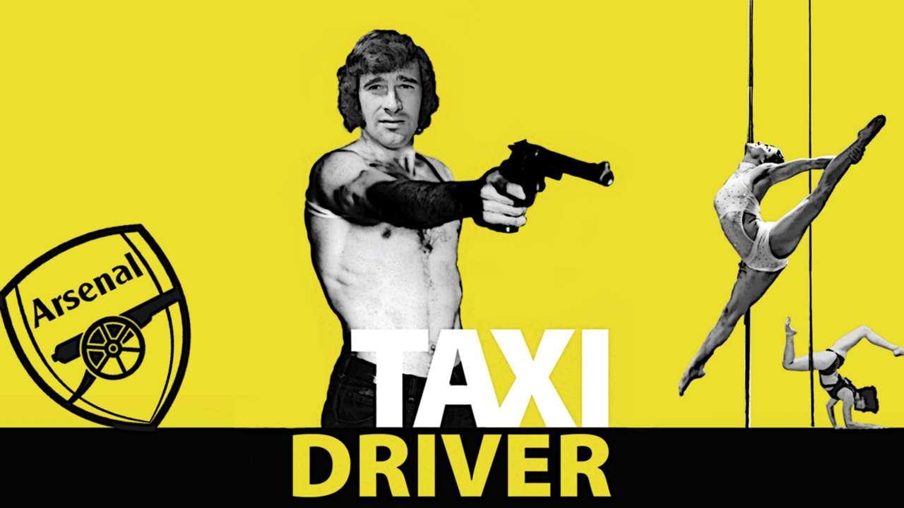 GFX Peter Storey Taxi Driver