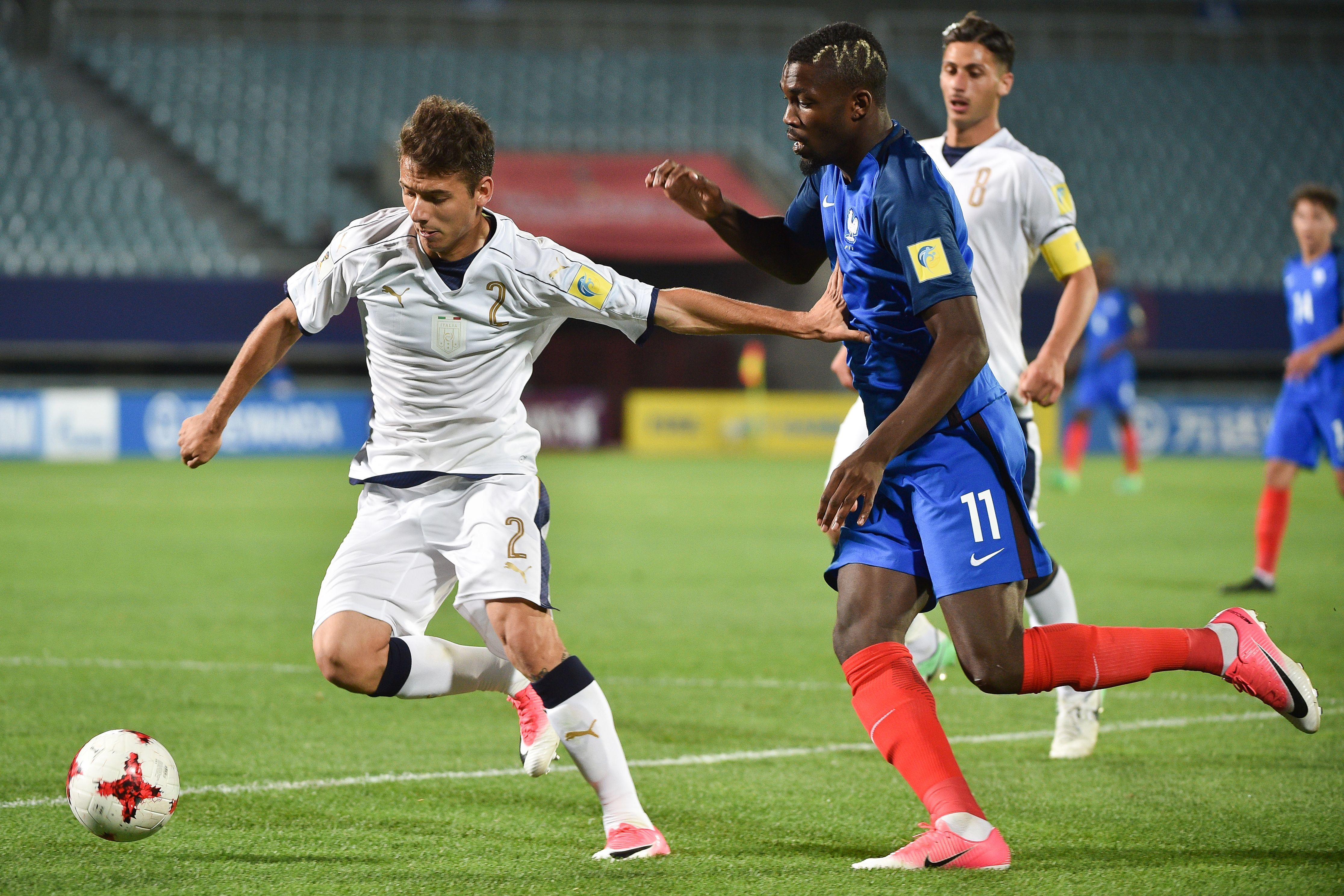 Marcus Thuram Calon Bintang Ligue 1 Prancis Goal Com