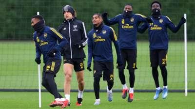 2020-05-27 Arsenal Training