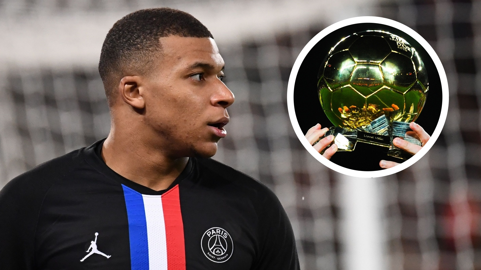 'Mbappe will dominate Ballon d'Or after Messi & Ronaldo' - PSG star already in world's top three, says Saha