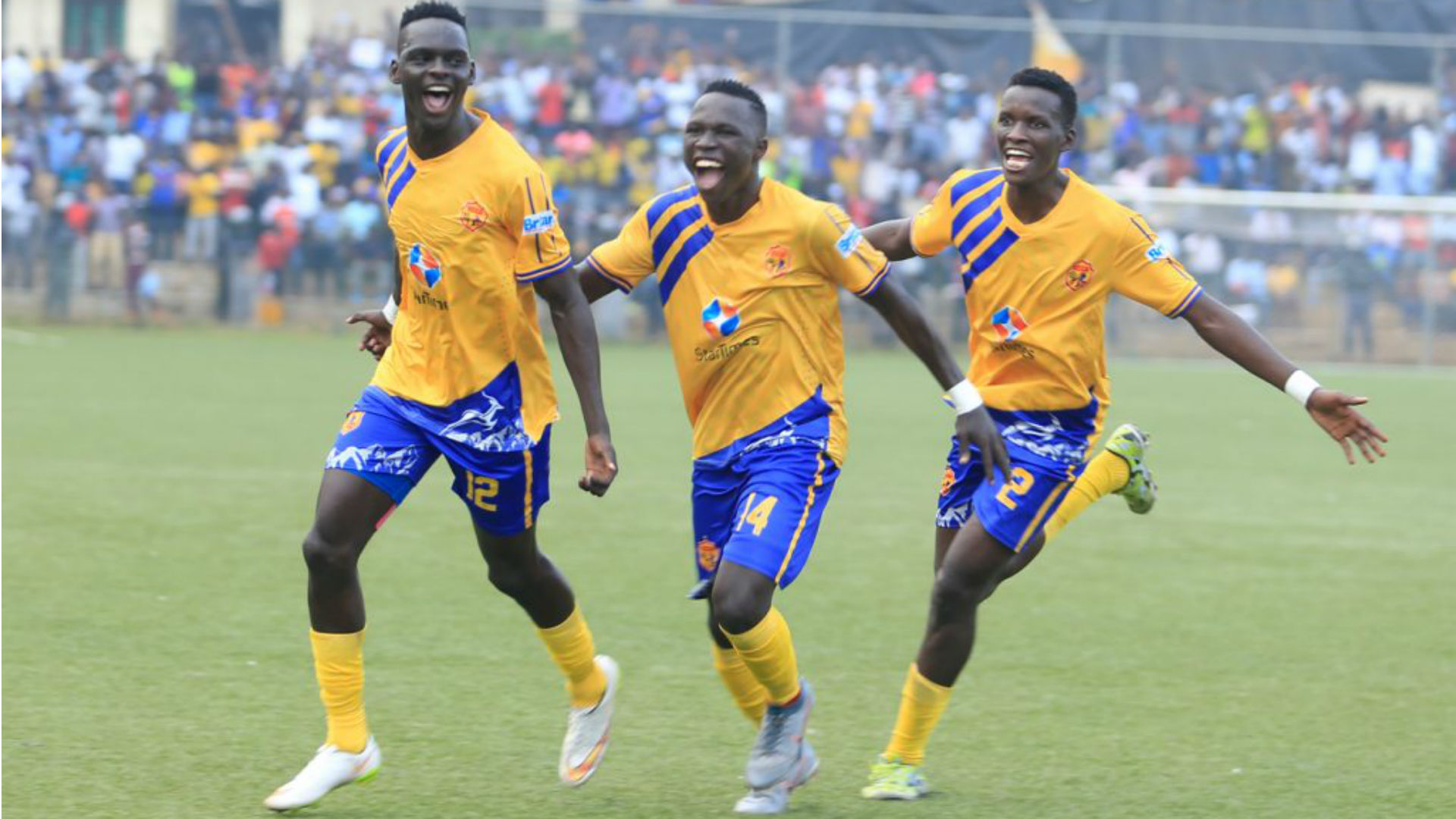 KCCA FC's Mutyaba strikes to hand Vipers SC their first loss ...