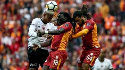 Anderson Talisca Bafetimbi Gomis Jason Denayer Galatasaray Besiktas 4292018