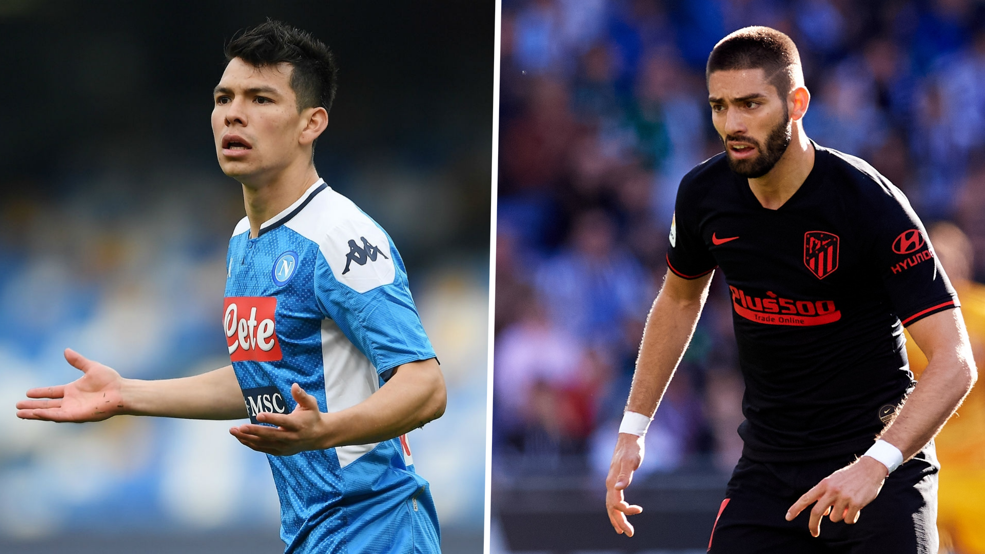 Benitez: Dalian Pro have discussed Carrasco-Lozano swap deal with Napoli