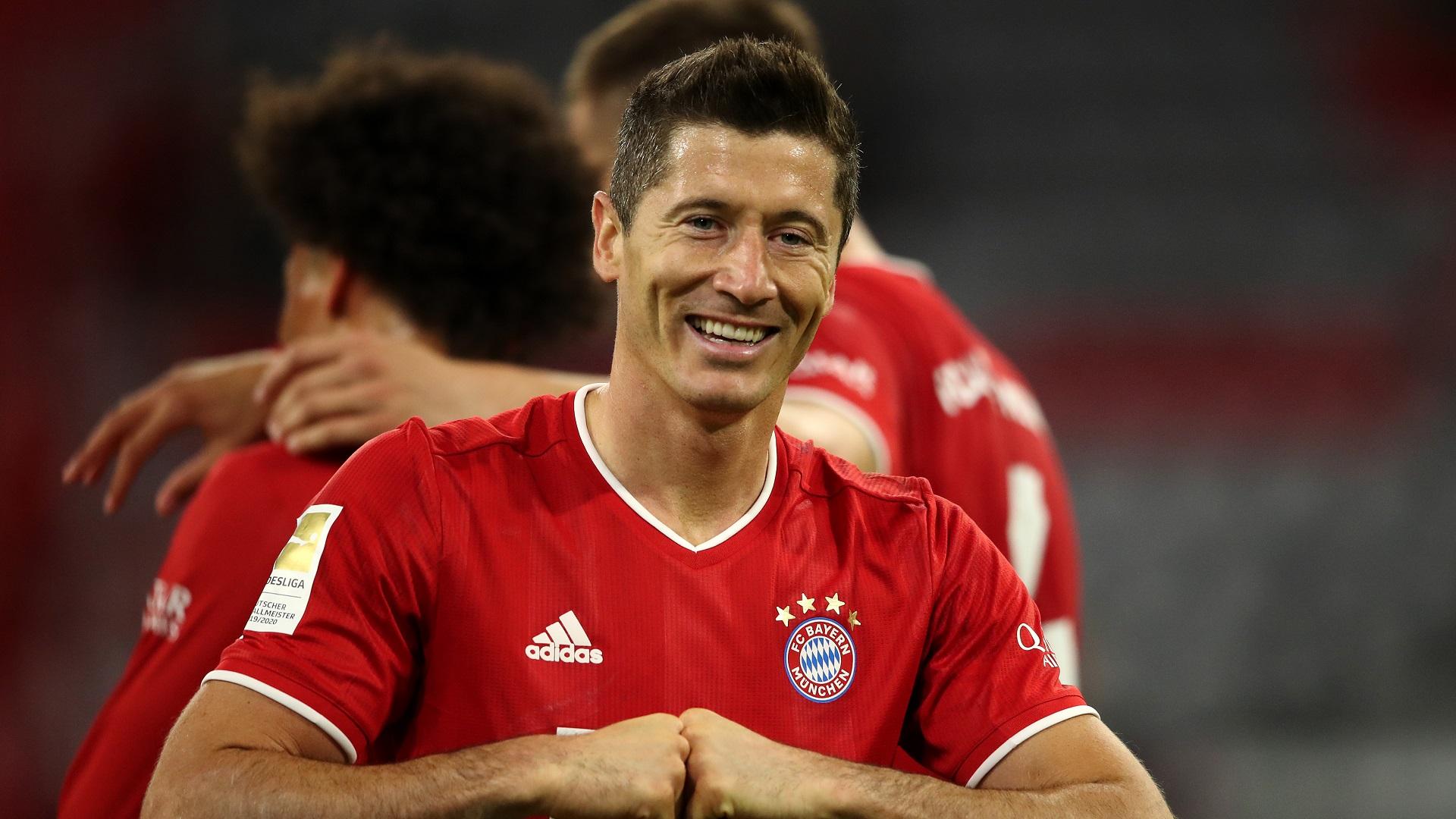 Lewandowski to be named European Footballer of the Year as Bayern star beats De Bruyne and Neuer to top award