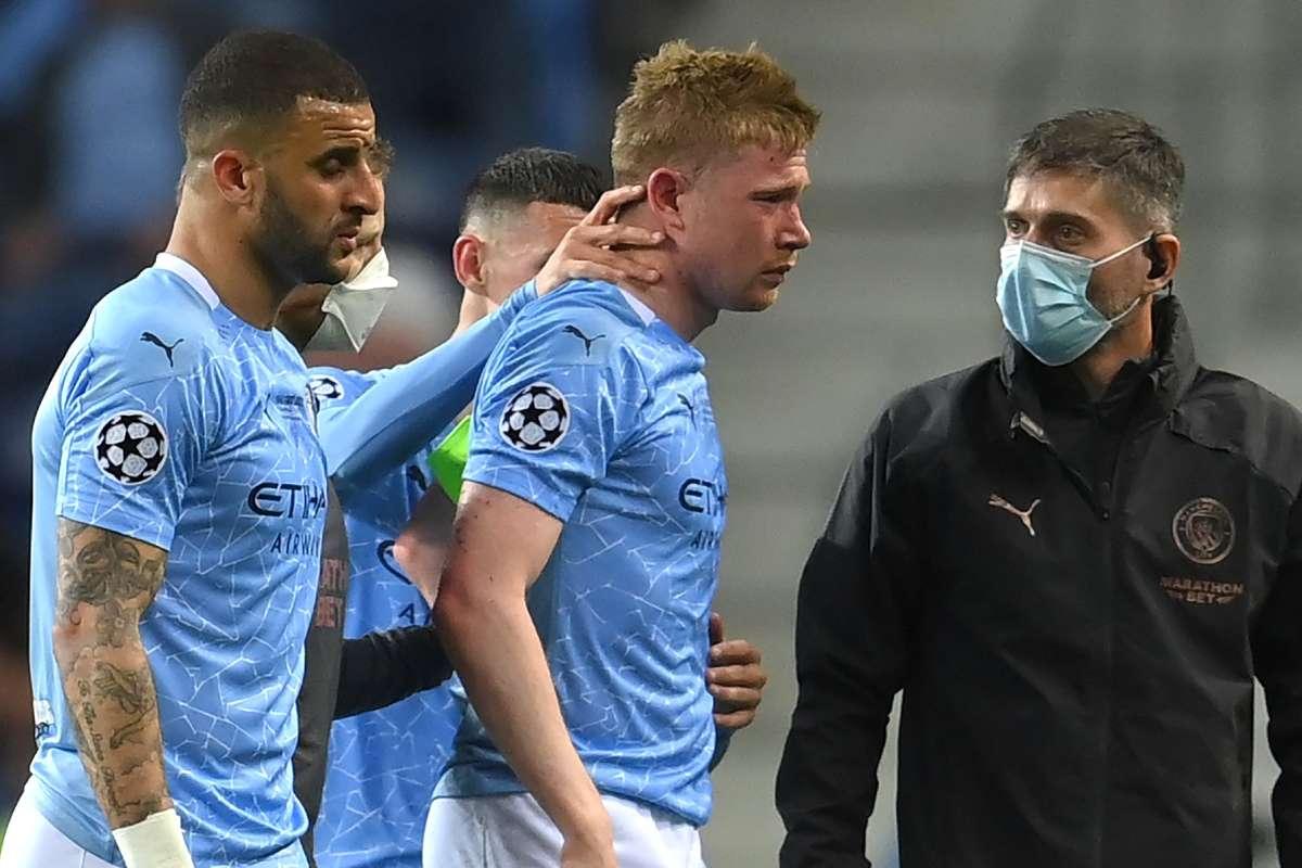 De Bruyne to miss Belgium's Euro 2020 opener as Martinez confirms mask call  for Man City star | Goal.com