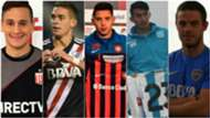 Refuerzos Futbol Argentino 2017