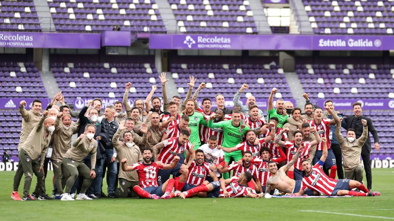 Atletico Madrid champions 2021