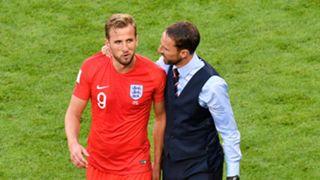 Harry Kane Gareth Southgate England World Cup 2018