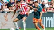 Donyell Malen Sergino Dest PSV - Ajax 09222019