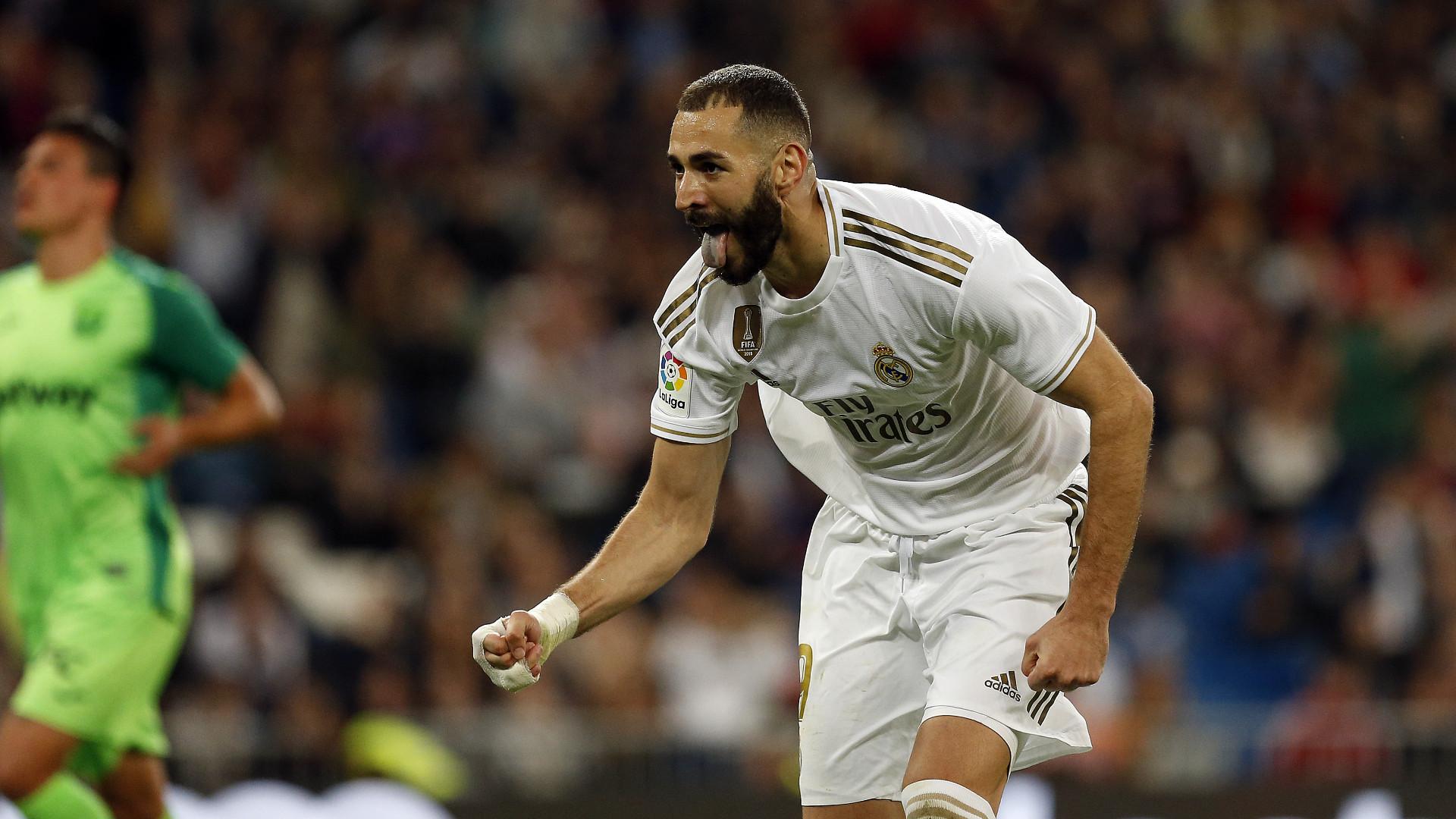 Real Madrid - Luka Modric très heureux pour Karim Benzema