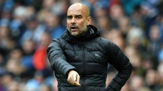 Pep Guardiola Manchester City Aston Villa 261019