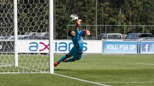Issam El Maach, Vitesse Onder-17