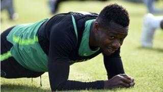 Nigeria training - Ogenyi Onazi