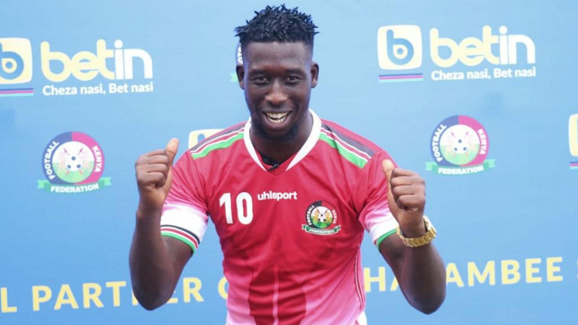 Migne did not want me to join Yanga SC - Kenya star Shikhalo reveals