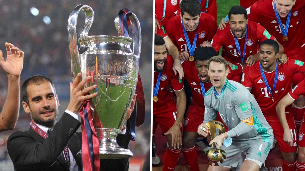 Barcelona Bayern Munich