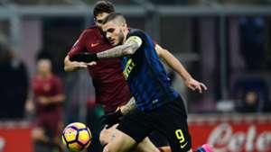 Mauro Icardi Inter Roma Serie A 26022017