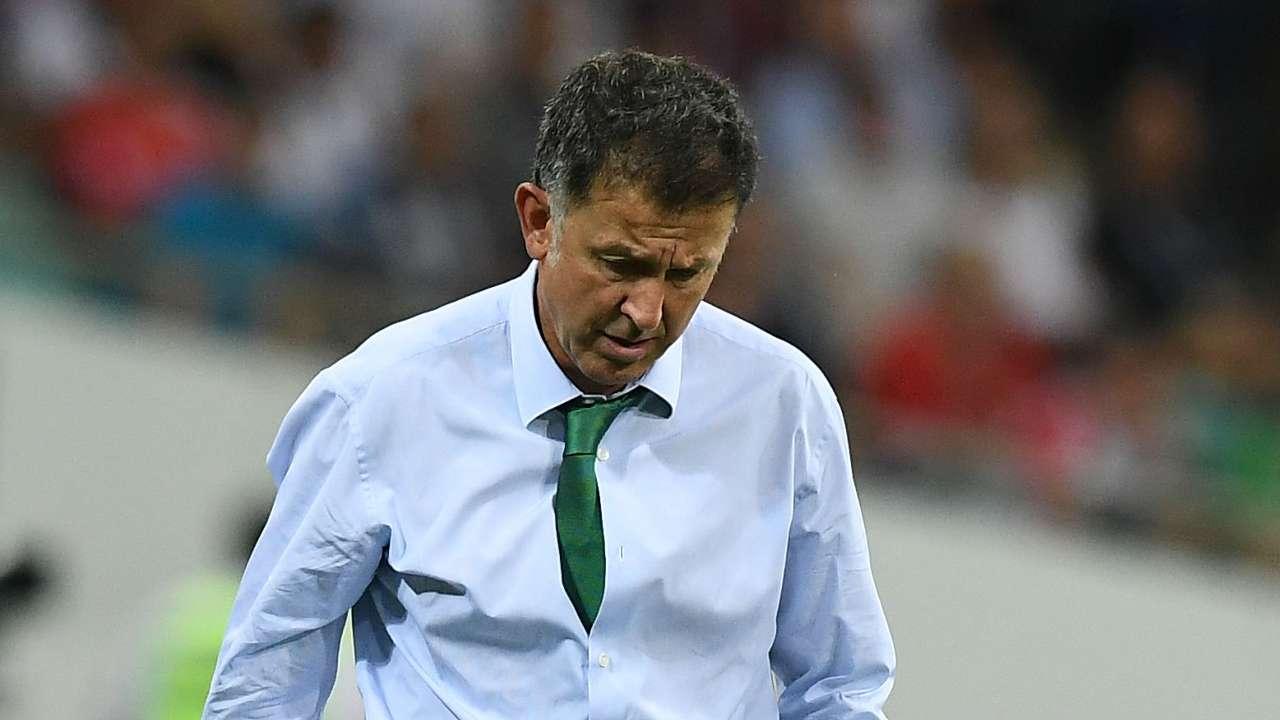 Juan Carlos Osorio Mexico Germany