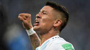 Marcos Rojo Argentina Nigeria World Cup Russi 2018 26062018