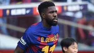 Samuel Umtiti Barcelona Getafe LaLiga