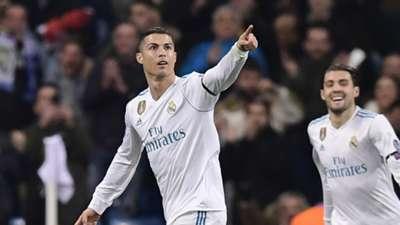 Cristiano Ronaldo, Real Madrid vs Dortmund