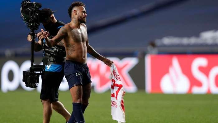 Neymar PSG Champions League 2020