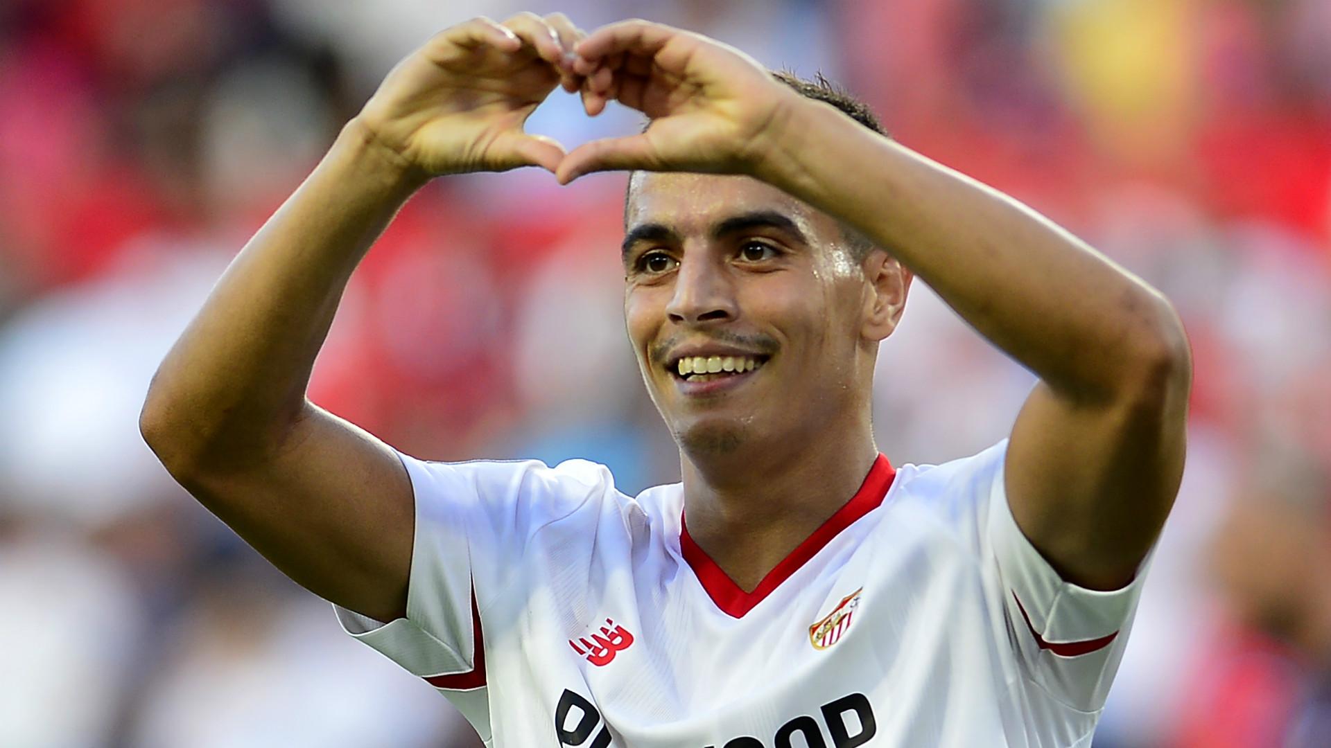 Wissam Ben Yedder Sevilla