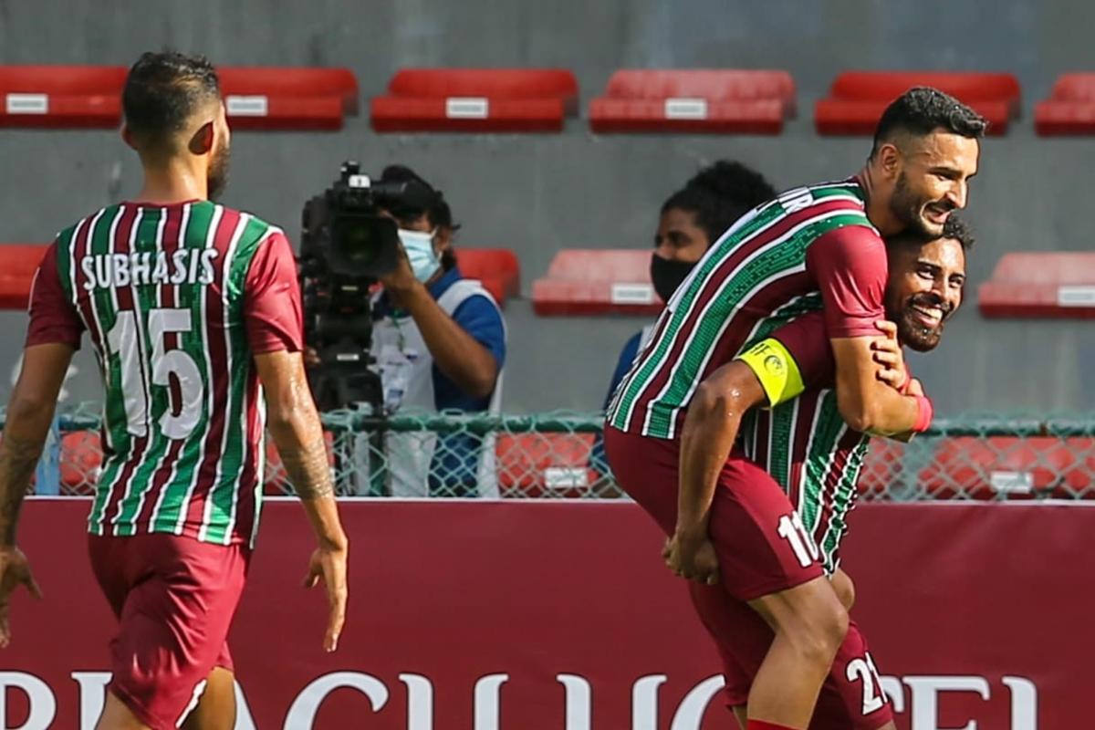 ATK Mohun Bagan 0-0 Bashundhara Kings: Follow the 2021 AFC Cup action LIVE  | Goal.com