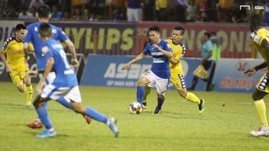 Hải Huy chia sẻ về chấn thương: 'Tôi không nhớ nổi mình va vào ai' | Goal.com