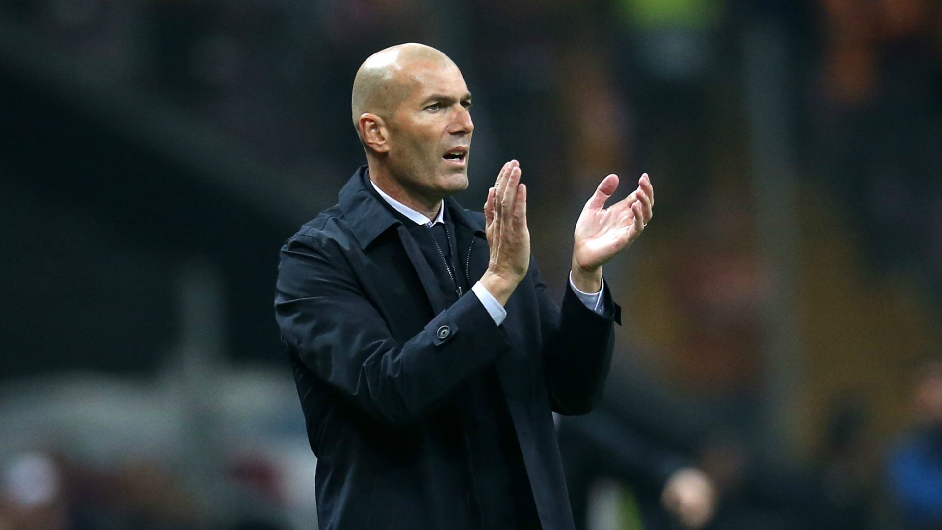 "Real Madrid - Zidane : ""J'admets que je peux avoir de la chance"""
