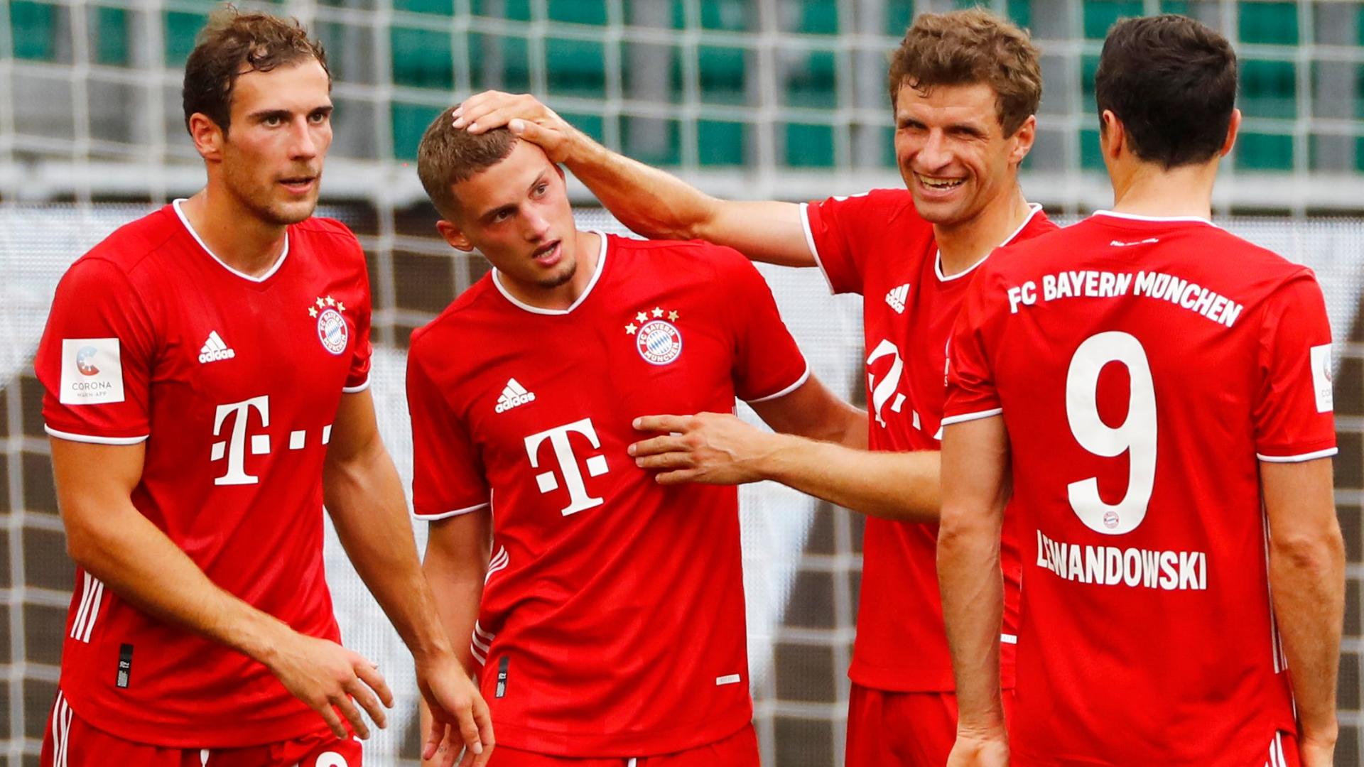 El resumen de Wolfsburgo - Bayern Munich: videos, goles y ...