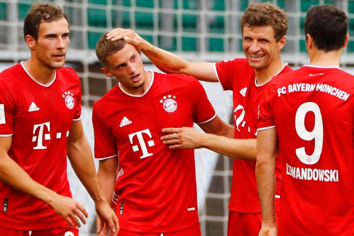 Wolfsburg - Bayern (0-4), le Bayern et ses Français terminent en beauté |  Goal.com