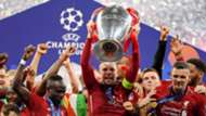Jordan Henderson Liverpool Tottenham Champions League final