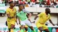 William Troost-Ekong, Steve Mounie - Nigeria vs Benin