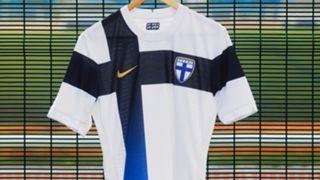 Finland Euro 2020 kit Nike home