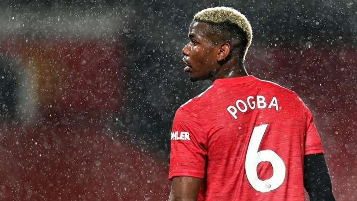 Paul Pogba Manchester United 2020-21
