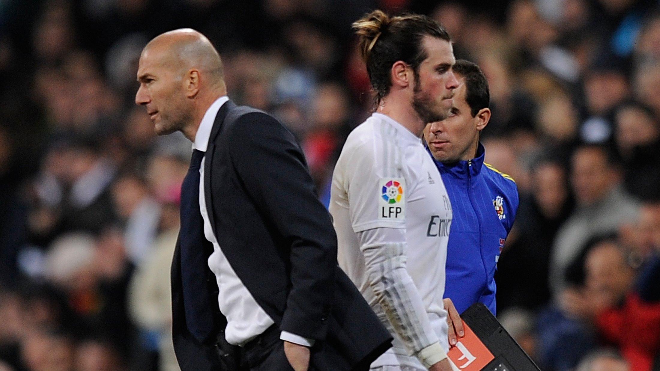 VIDEO: Gareth Bale? Real-Coach Zidane verweist auf schlechtes Englisch