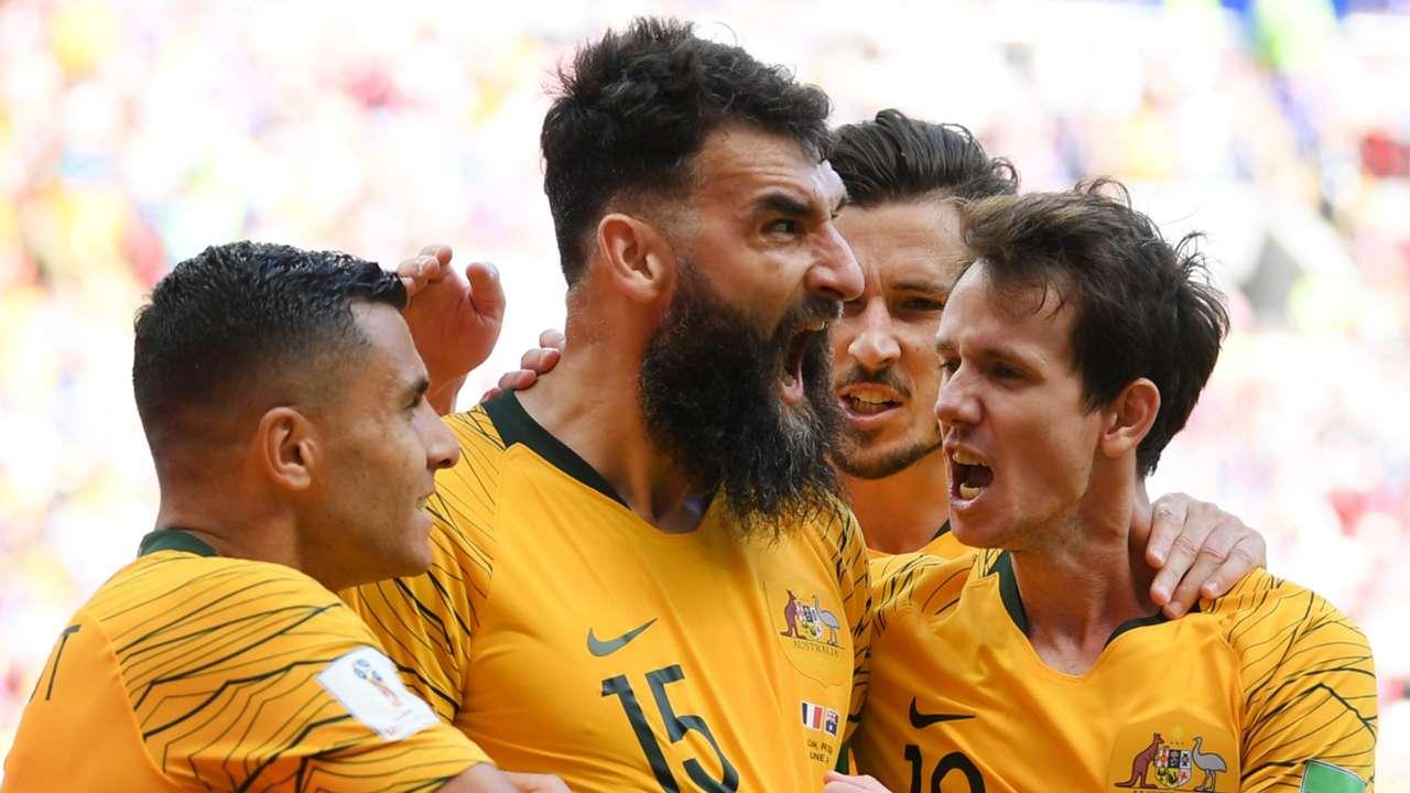 Mile Jedinak Australia 2018 World Cup