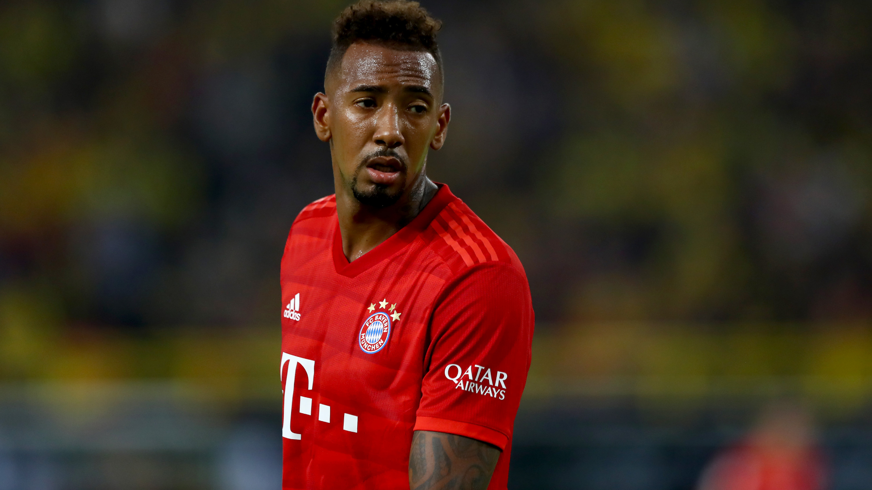 Boateng happy to stay at Bayern Munich despite months of transfer speculation