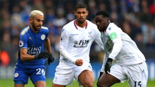 Jeffrey Schlupp, Crystal Palace vs Leicester