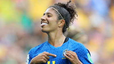 Cristiane Brazil Women's World Cup 2019