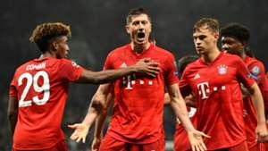 Tottenham Bayern Munich Lewandowski Champions League 10012019