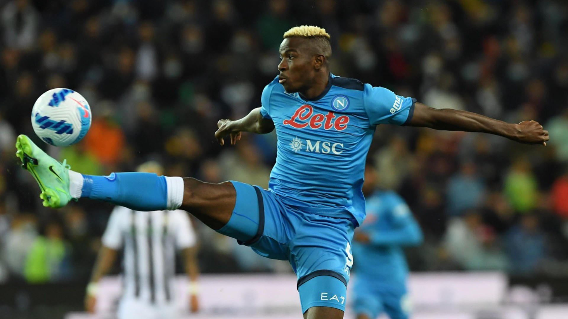 'Osimhen hard to catch in open space' – Napoli's Spalletti sings striker's praise after Udinese thrashing