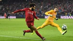 Salah goal Salzburg Liverpool