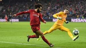 'Salah should win Nobel Prize for Physics' - Liverpool star's stunner helps secure Champions League progress