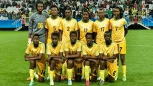 Zimbabwe women team