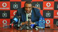 Dr Irvin Khoza of Orlando Pirates