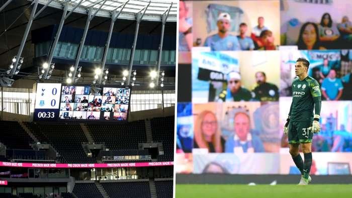 Fans in stadiums 2020-21