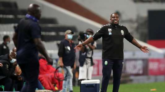 Benni McCarthy: There is no point in AmaZulu FC moaning after Golden Arrows draw